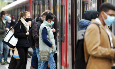 قواعد كورونا أكثر صرامة للقطارات في ألمانيا