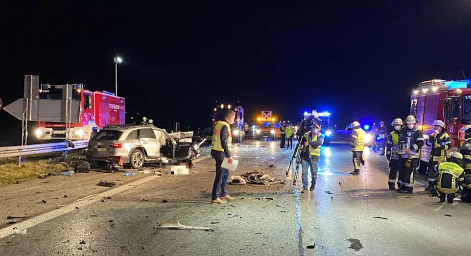 أربعة قتلى في حادث سير على أوتستراد مدينة ألمانية, عرب ألمانيا