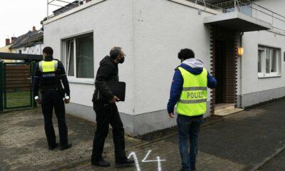 رجل يطلق النار بكثافة قرب مدينة ألمانية