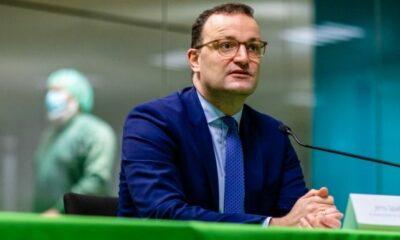 يتوقع وزير الصحة الألماني Spahn بدء لقاح كورونا في ديسمبر