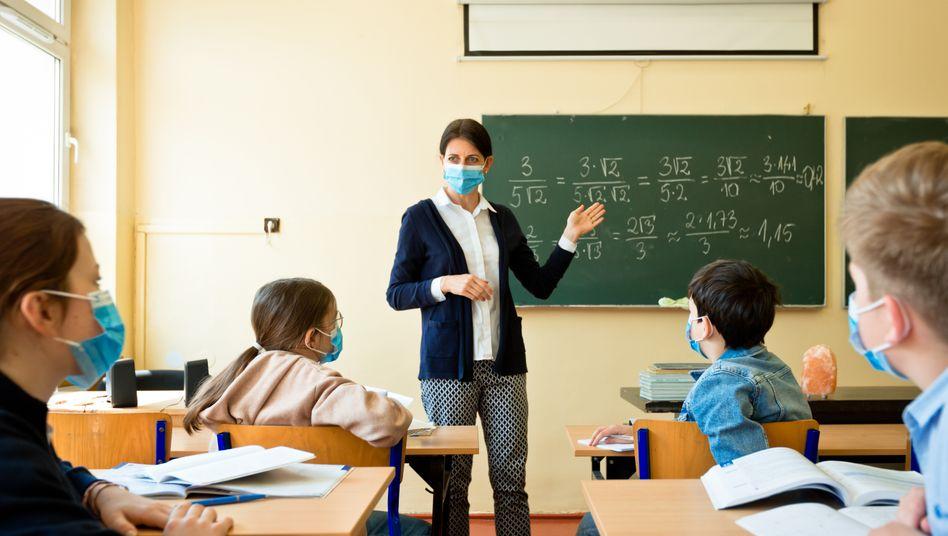 اقتراح بخصوص المدارس خلال أزمة كورونا في ألمانيا
