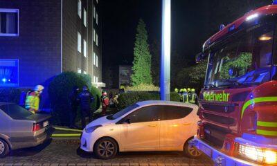 انفجار أنبوب مياه في مدينة ألمانية يسبب بوضع حياة البشر في خطر