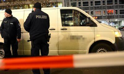 رجل يسرق 400 ألف يورو من سيارة توصيل أموال البنوك في مدينة ألمانية