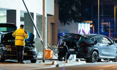 حادث سيارة دفع رباعي مميت في مدينة ألمانية