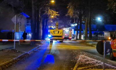 انفجار في مدينة ألمانية وانهيار مبنى سكني وتجاري