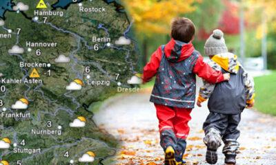 الطقس اليوم في ألمانيا 21 نوفمبر 2020