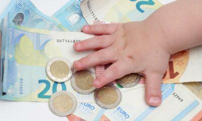 زيادة إعانات الأطفال ابتداءً من العام الجديد في ألمانيا