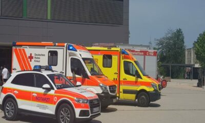 طالب يبلغ من العمر 13 عامًا يهاجم زميله بسكين في مدرسة بمدينة ألمانية