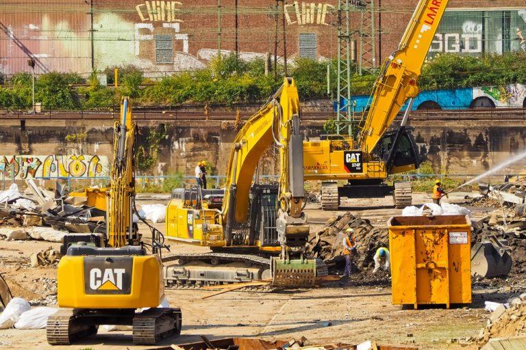 سرقة كبيرة تصل لـ 50،000 يورو في موقع بناء مدينة ألمانية!