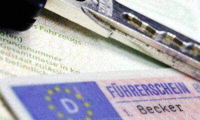موقع ألماني : قريباً ستصبح الملايين من رخص القيادة غير صالحة