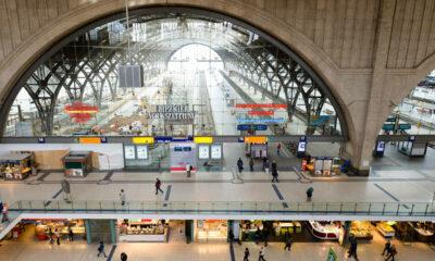 أجمل محطة قطار في ألمانيا