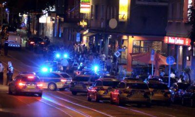 جرائم العشائر لاتنتهي في مدينة ألمانية مداهمات وألماني عربي ضحية شرورهم