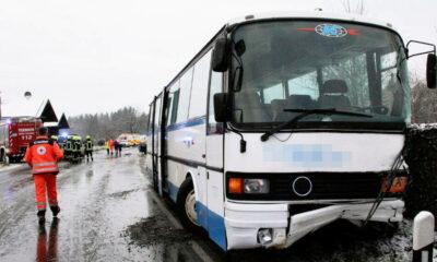 حادث حافلة مدرسية خطير في مدينة ألمانية على متنها 42 تلميذ ابتدائي