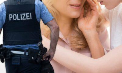 أم وابنة يصابان بحالة من الذعر مما فعله رجل ليس لديه إقامة دائمة في ألمانيا