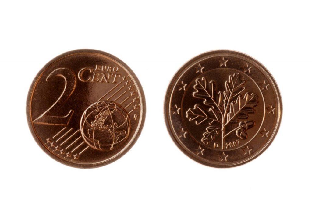 عملات معدنية تساوي 400 يورو, عرب ألمانيا